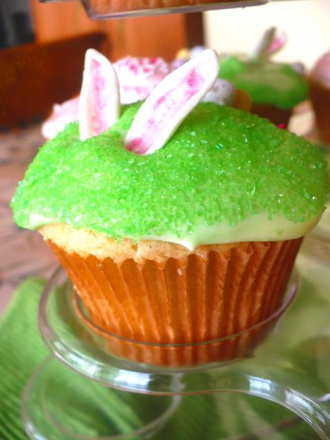 Easter Cupcakes Clockwork Lemon