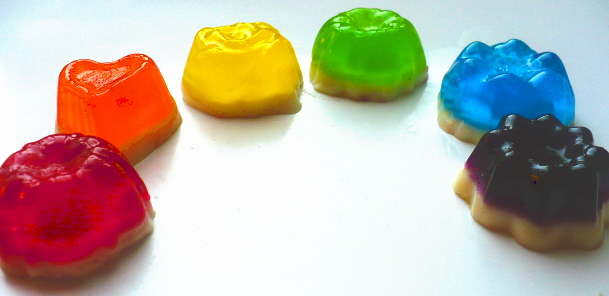 Rainbow Jello 1