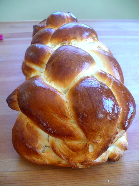 Challah clockwork lemon - Kitchenaid challah ...