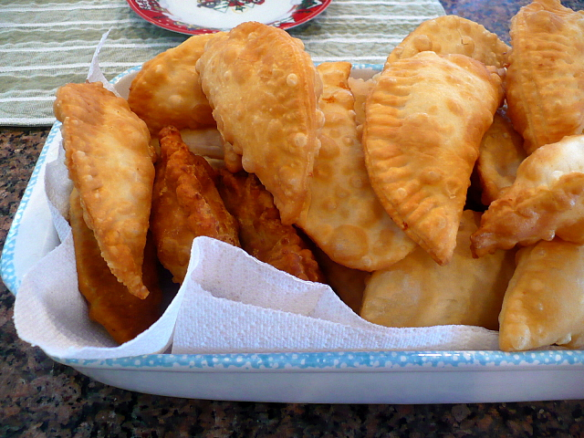 Fried Empanadas Recipes — Dishmaps