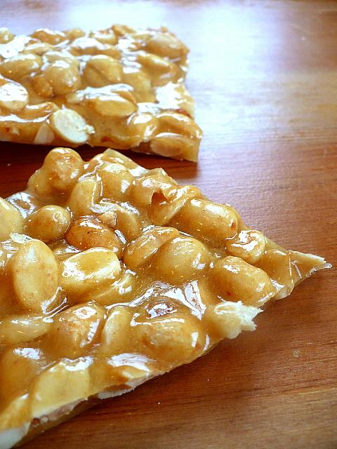 Peanut And Macadamia Nut Brittle Clockwork Lemon