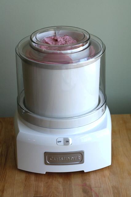 Raspberry Ice Cream 066