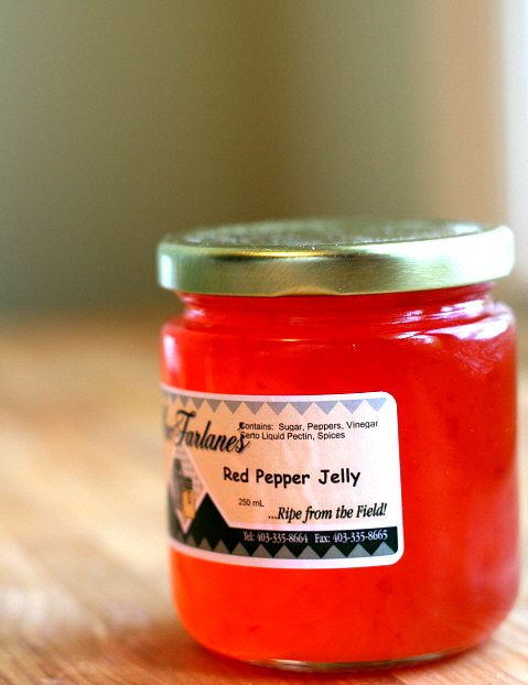 RedPepper Jelly