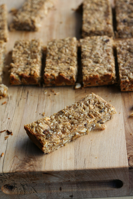Peanut Butter Banana- Bread Bars-6