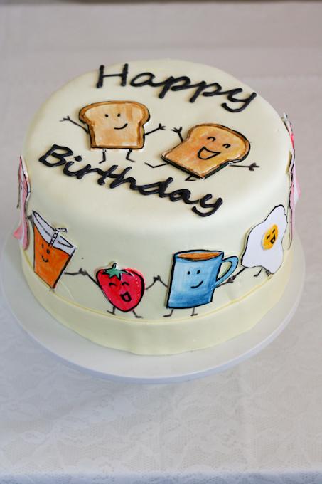 Happy Breakfast Cake-3