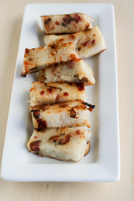 Chinese New Year Turnip Cake-27