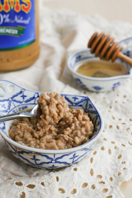 Healthy Peanut Butter Rice (10 of 12)