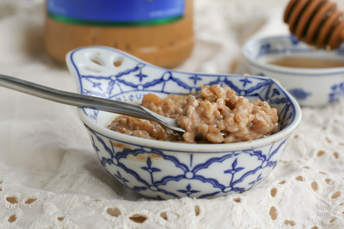 Healthy Peanut Butter Rice (9 of 12)