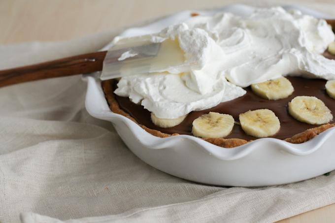 Nutella Banana Cream Pie-1
