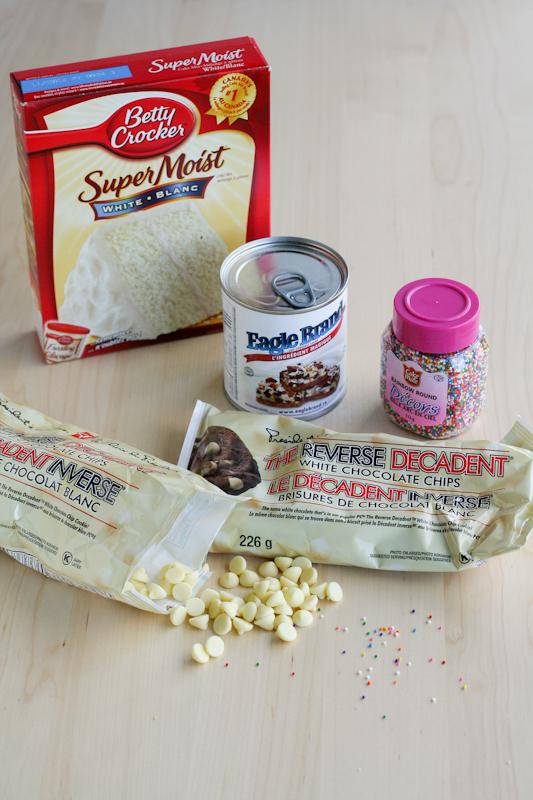Cake Batter Fudge-1
