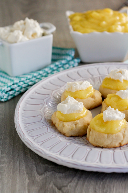 Lemon Curd Thumbprint Cookies-9