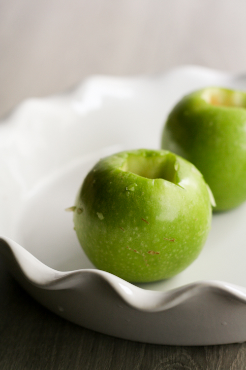 Baked Cream Cheese Apples-6