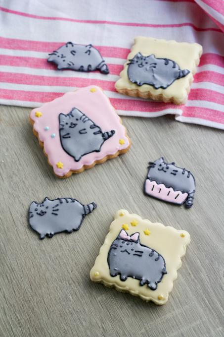 Pusheen Cookies-14