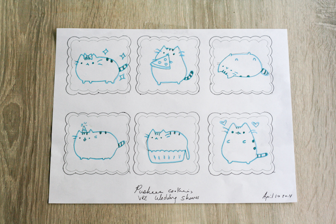 Pusheen Cookies-4