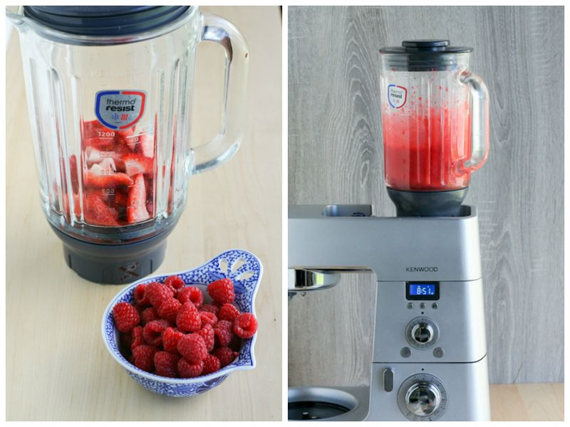 Kenwood chef blender