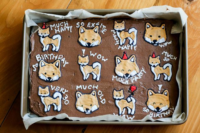Shiba Inu Brownies-5