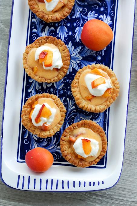 Apricot Peach Tart-53