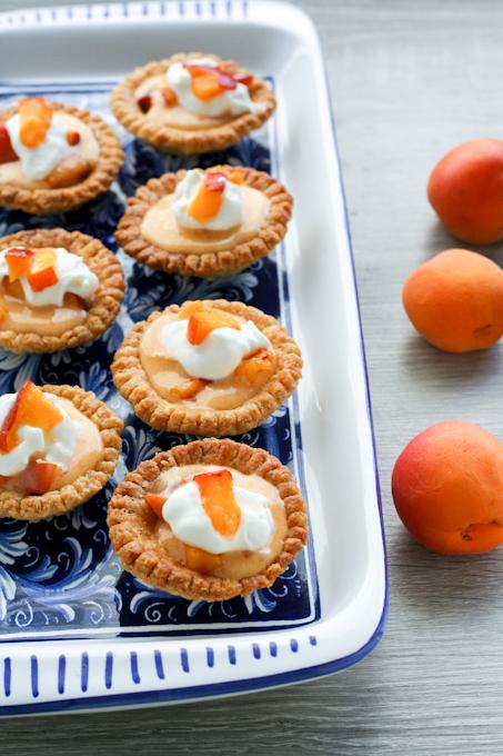 Apricot Peach Tart-44