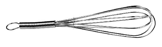 Fox Run Whisk 8-Inch