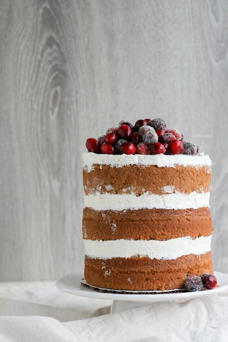 Naked cranberry spice cake-11