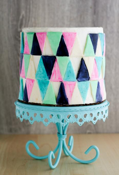 Geometric Cake-1-3